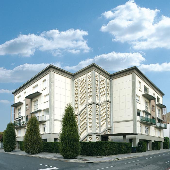 Architecture ann es 50 c m moire vive for Architecture annees 50