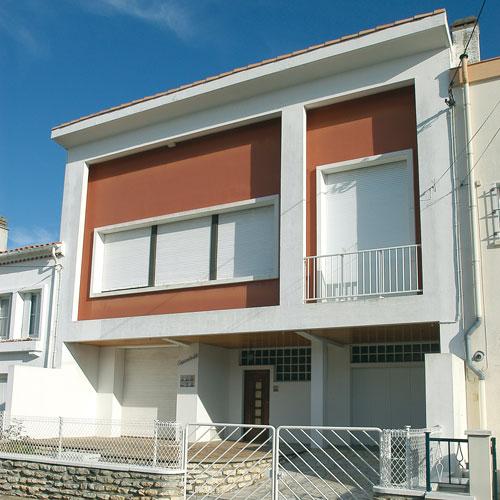 Villa caravelle c m moire vive for Les facades des villas modernes