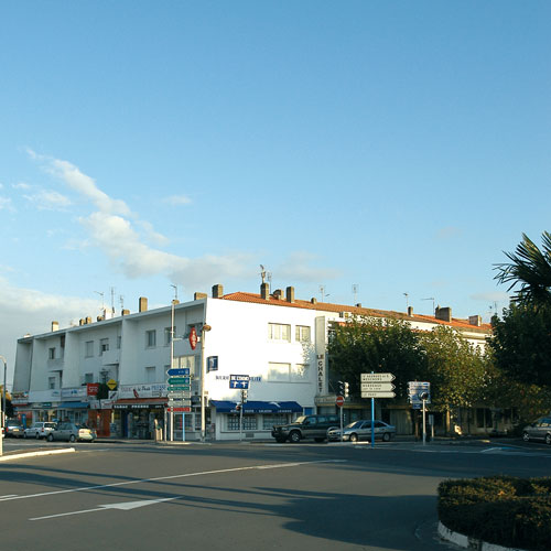 Ilot 50 - architecture royan 1950