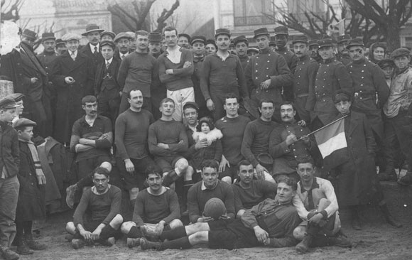 rugby 1913