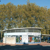 Gare routiere - architecture royan 1950