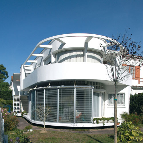maison architecte 1950